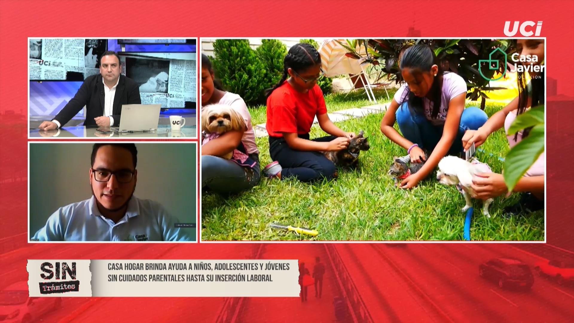 Entrevista a nuestro director Gustavo Martin por canal UCI
